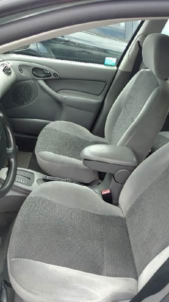 2003 Ford Focus SE 4dr Sedan - Hickory NC
