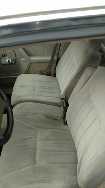 1996 Oldsmobile Ciera SL 4dr Sedan - Hickory NC