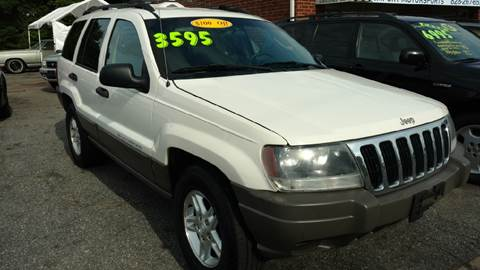 2003 Jeep Grand Cherokee for sale in Hickory, NC