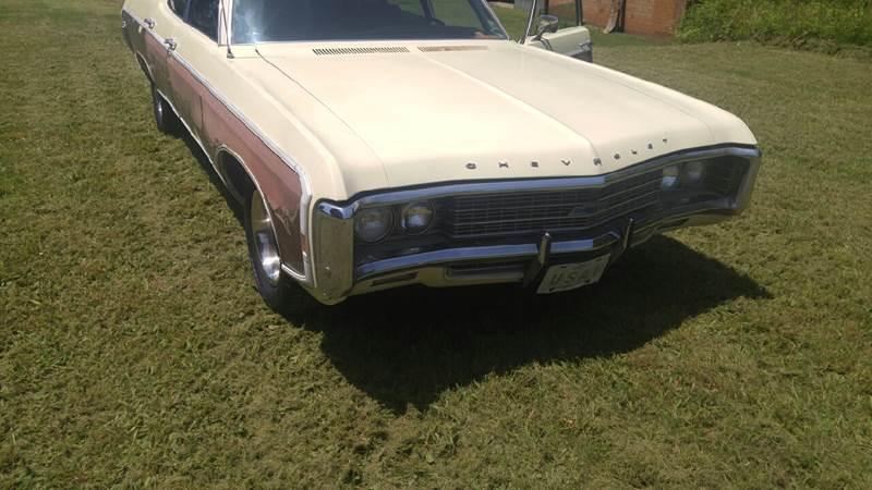 1969 Chevrolet ESTATE WAGON KINGSWOOD - Hickory NC