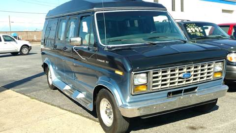 1989 Ford E-Series Cargo for sale in Hickory, NC