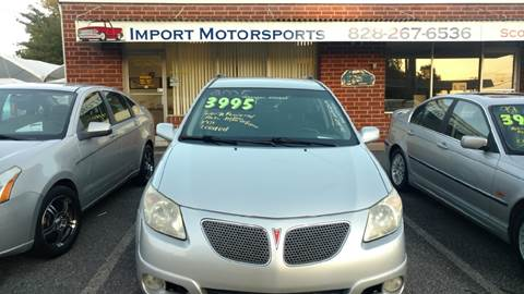 2005 Pontiac Vibe for sale in Hickory, NC