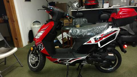 2020 TAO TAO JAZZIE 50 for sale at IMPORT MOTORSPORTS in Hickory NC