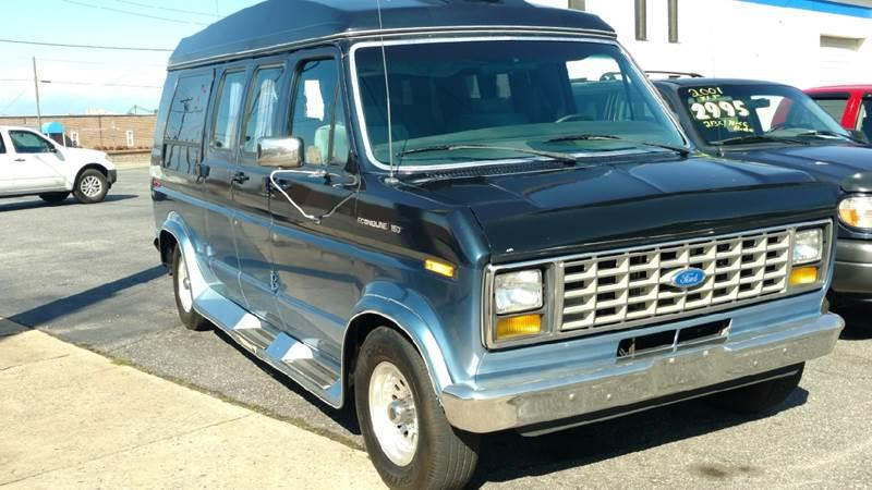 1989 Ford E-Series Cargo for sale at IMPORT MOTORSPORTS in Hickory NC