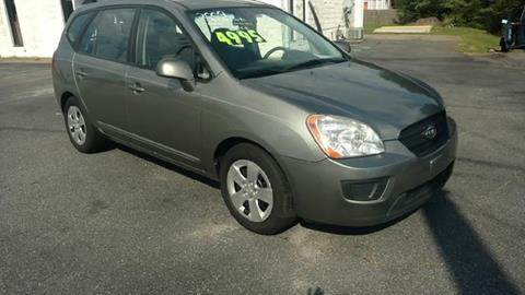 2009 Kia Rondo for sale at IMPORT MOTORSPORTS in Hickory NC