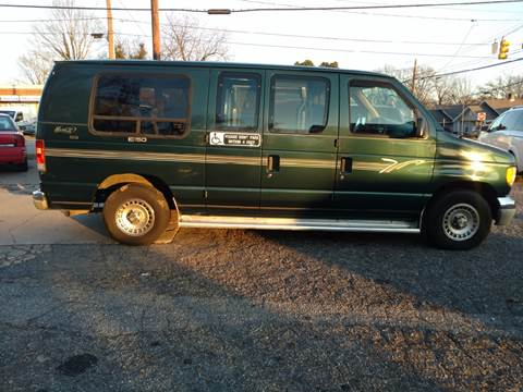 2000 Ford E 150 MARK III CONVERSION For Sale In Hickory NC