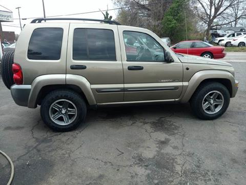 2004 Jeep Liberty for sale at IMPORT MOTORSPORTS in Hickory NC