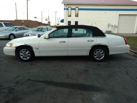 1998 Lincoln Town Car For Sale In Mccomb Ms Carsforsale Com