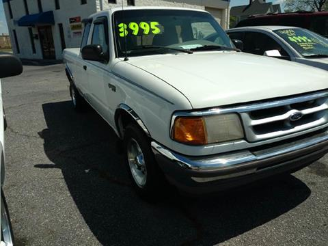 1996 Ford Ranger for sale at IMPORT MOTORSPORTS in Hickory NC