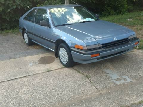 1986 Honda Accord for sale in Hickory, NC