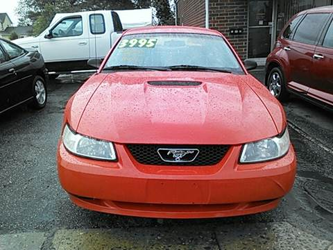 2000 Ford Mustang for sale at IMPORT MOTORSPORTS in Hickory NC