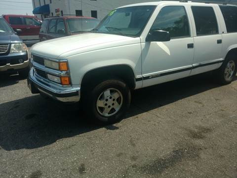 1995 Chevrolet Suburban for sale in Hickory, NC