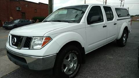 2008 Nissan Frontier for sale at IMPORT MOTORSPORTS in Hickory NC