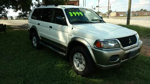 2003 Mitsubishi Montero Sport for sale in Hickory, NC