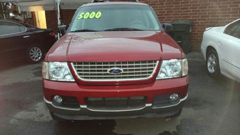 2002 Ford Explorer for sale at IMPORT MOTORSPORTS in Hickory NC