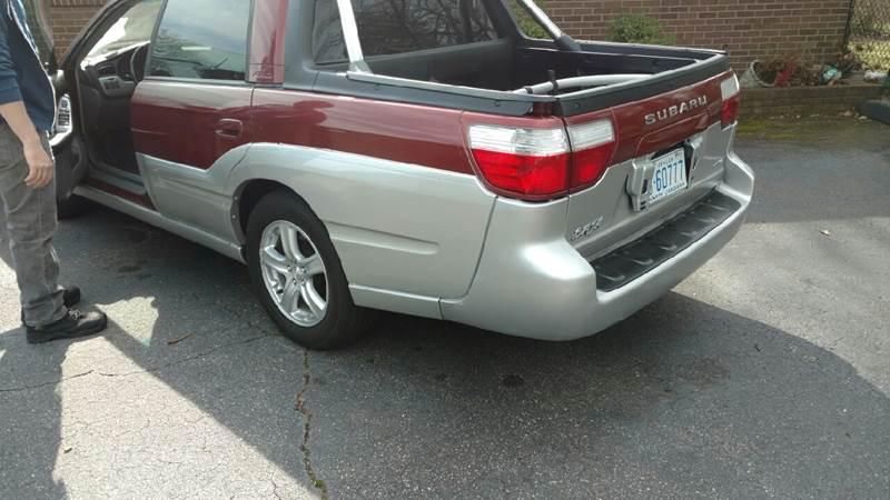 2003 Subaru Baja AWD 4dr Crew Cab SB - Hickory NC