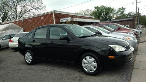 2007 Ford Focus for sale in Hickory, NC