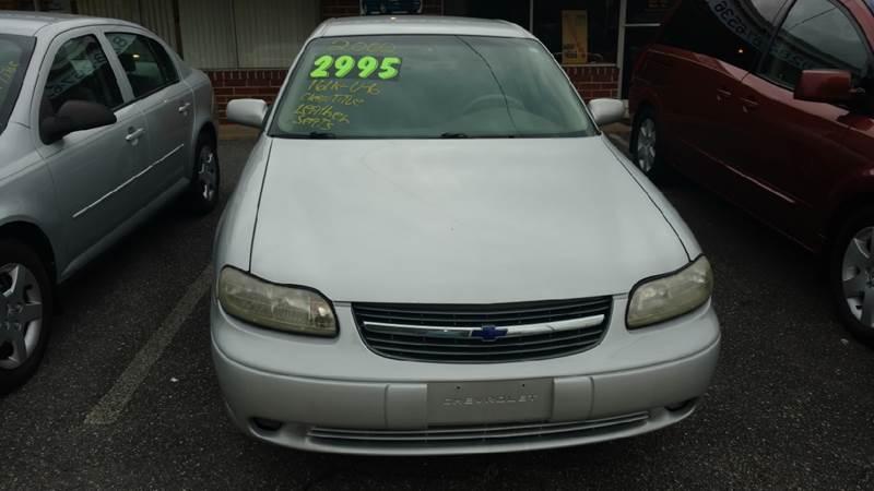 2002 Chevrolet Malibu LS 4dr Sedan - Hickory NC
