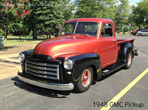 1948 GMC Pickup for sale at MIDWAY AUTO SALES & CLASSIC CARS INC in Fort Smith AR
