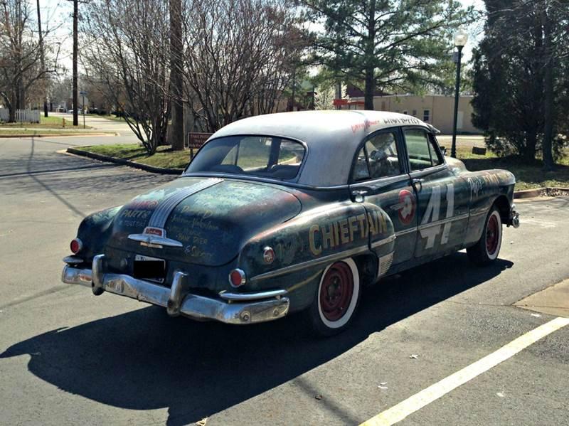 1951 pontiac chieftain in fort smith ar midway auto sales rh midwayautosalesar com