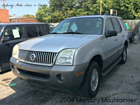 2004 Mercury Mountaineer for sale in Fort Smith, AR