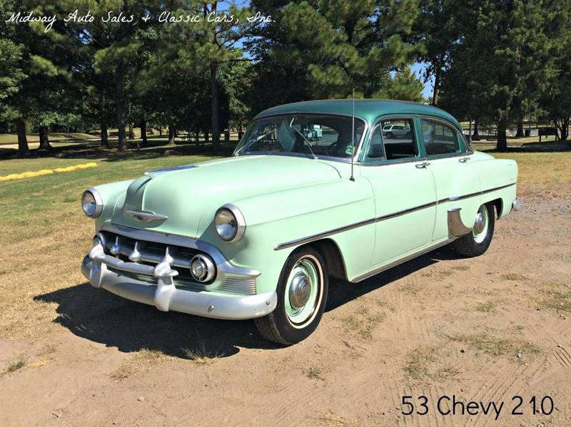 1953 Chevrolet 210 In Fort Smith AR