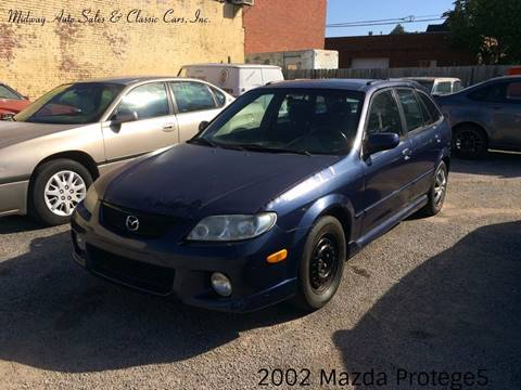 2002 Mazda Protege5 for sale in Fort Smith, AR