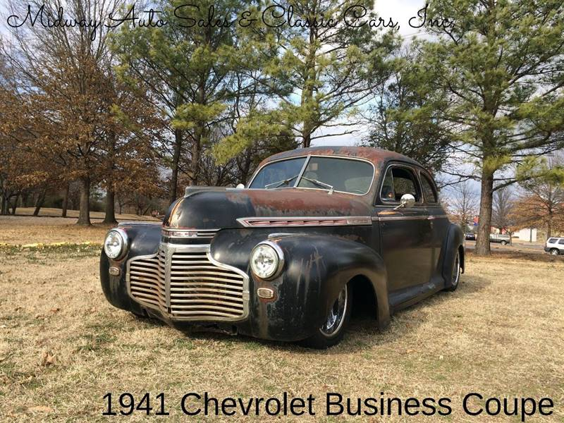 1941 Chevrolet Special Deluxe - Fort Smith, AR FORT SMITH ARKANSAS