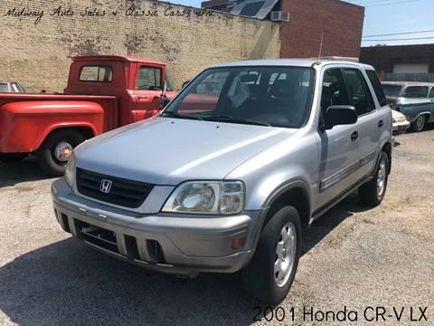 2001 Honda CR-V for sale in Fort Smith, AR