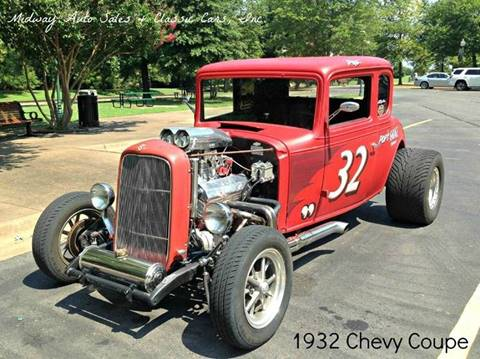 1932 Chevrolet Coupe for sale in Fort Smith, AR