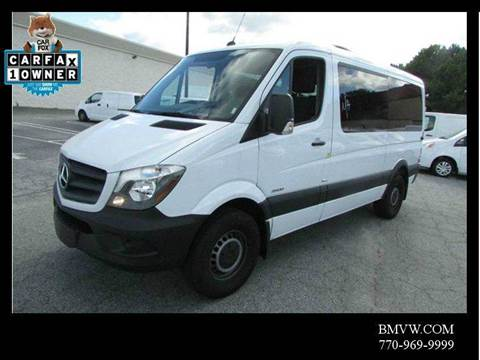 2016 Mercedes-Benz Sprinter for sale in Union City, GA
