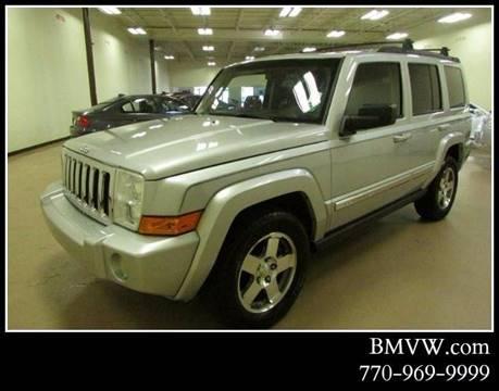 2010 Jeep Commander for sale in Union City, GA
