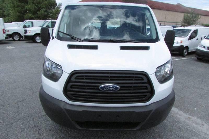 Ford Transit Cargo 2016 250 3dr SWB Low Roof Cargo Van w/60/40 Passenger Side Doors