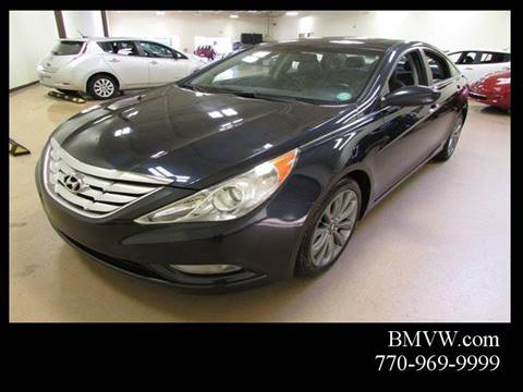 2011 Hyundai Sonata for sale in Union City, GA