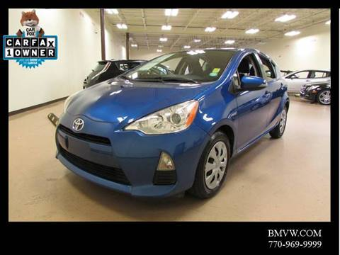 2014 Toyota Prius c for sale in Union City, GA