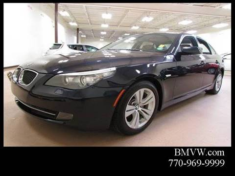2009 BMW 5 Series For Sale In Union City GA