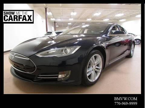 2013 Tesla Model S for sale in Union City, GA