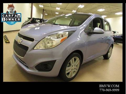 2014 Chevrolet Spark for sale in Union City, GA