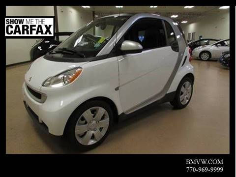 2012 Smart fortwo for sale in Union City, GA