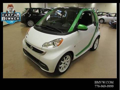 2014 Smart fortwo for sale in Union City, GA