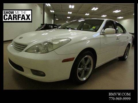 2004 Lexus ES 330 for sale in Union City, GA