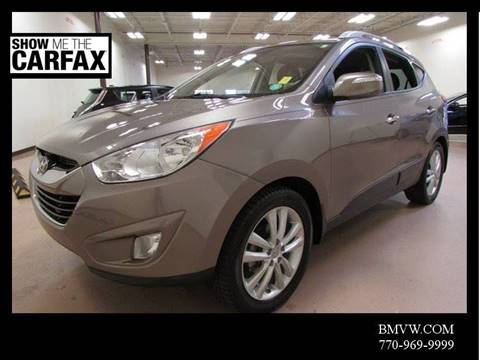 2011 Hyundai Tucson for sale in Union City, GA