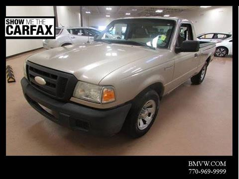 2007 Ford Ranger for sale in Union City, GA