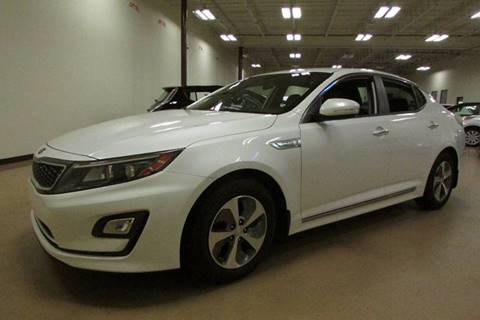 2014 Kia Optima Hybrid for sale in Union City, GA