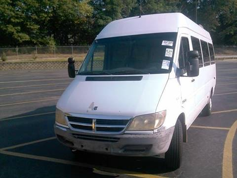 2004 Dodge Sprinter for sale in Union City, GA