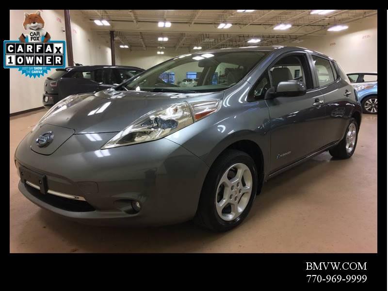 2015 Nissan LEAF SV 4dr Hatchback   Union City GA