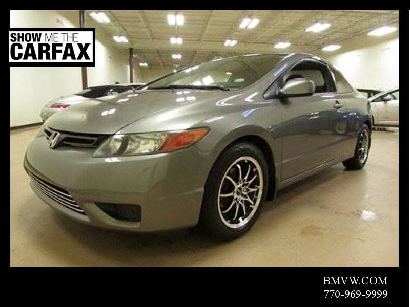 Honda Civic 2006 EX 2dr Coupe w/Manual