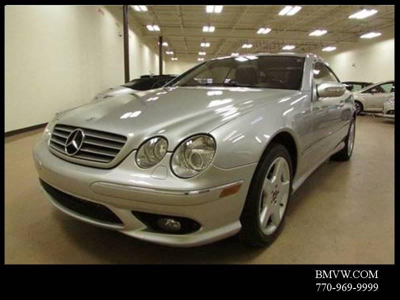 Mercedes-Benz CL-Class 2004 CL 500 2dr Coupe