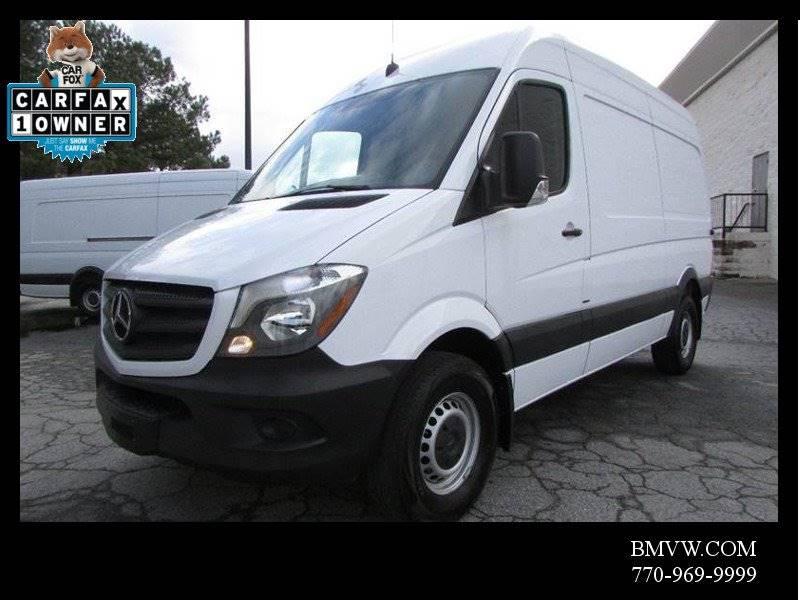 Mercedes-Benz Sprinter Cargo 2016 2500 144 WB 4x2 3dr Cargo Van