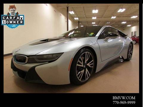BMW I For Sale Carsforsalecom - 2015 bmw i8 for sale